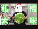 【NWTR料理研究所】巨大キャベツ札幌大球!