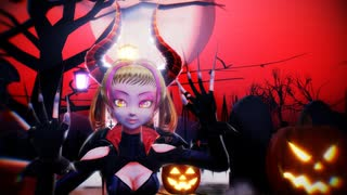 【MMD第三回STONE祭】【MMD杯ZERO2参加動画】『Happy Halloween』 by STONE式 Vacantie Type001