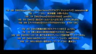 【#ニコ生/公開】#AniPAFE2019 結果発表生放送【AMV/MAD】後半戦