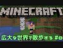 【実況プレイ】広大な世界で散歩する【Minecraft】【第四回】#8