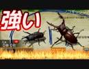 虫相撲でありえない技発動#11【ぼくのなつやすみ4】