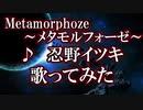 【歌ってみた】Metamorphoze~メタモルフォーゼ~ 忍野イツキ【Me singing】