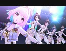 【デレステMV 1080p60】 ミラーボール・ラブ × 雫、拓海、りあむ、礼、くるみ