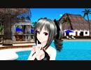【MMD】蘭子ちゃんが水着で踊る曼珠沙華(改変モデル)