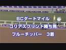 【速報 海外競馬】BCダートマイル コリアスプリント勝ち馬 ブルーチッパー 1080p【大健闘の3着】