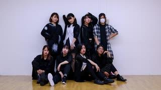【女8人で】乙女解剖【踊ってみた】