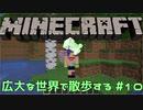 【実況プレイ】広大な世界で散歩する【Minecraft】【第四回】#10