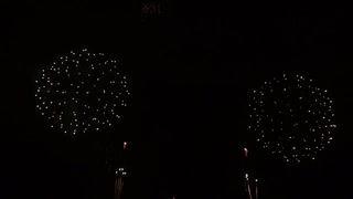 2019.11.3 大阪湾水上芸術花火 ③