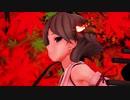 【MMD杯ZERO2参加動画】比叡改二で glow【MMD艦これ】