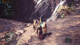 【MHW】ツインテおじさんがガンランスを使い、モンスターを狩っていくw パート52