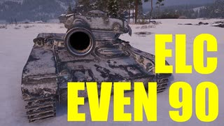 【WoT:ELC EVEN 90】ゆっくり実況でおくる戦車戦Part632 byアラモンド