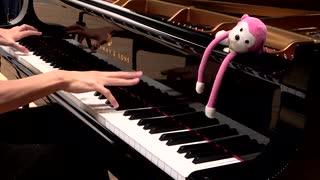 「ちょっとつよい天国と地獄」を弾いてみた【ピアノ】