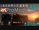【ETS2】とある世界の交通事情 ProMods編 #01【マルチプレイ】