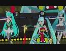 【MMD杯ZERO2参加動画】ひとま式初音ミクでマジカルミライ【後編】を再現してみました【モデル配布】