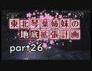 【Bloodborne】東北・琴葉姉妹の地底拡張計画 part26【VOICEROID実況】