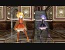【MMD杯ZERO2参加動画】ユスタ・ベルサ「帝国少女」