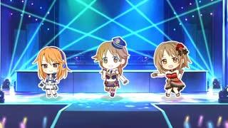 【デレステMV】「EZ DO DANCE」(早苗・晴・かな子 カバー2D標準)【1080p60】