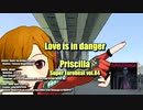 【MMD】(ParaPara) Love Is In danger / Priscilla - Under the Bridge Project (頭文字D)