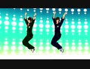 【MMD】猿と竜が仲良くポッキーダンス【戦国BASARA】