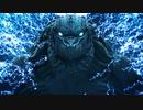 【MMDゴジラ】-GODZILLA 絶望の霹靂-