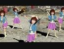 【MMD杯ZERO2】新・霊夢さんがきた!!「新米のアイドル ホメカラトン」
