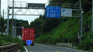 【車載動画】国道4号part24