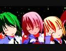 【第11回東方ニコ童祭Ex】Spring Shower【リグルーミス】