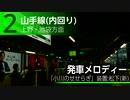 【ATOSシステム故障時】秋葉原駅 全番線 自放音源 接近放送・発車メロディー
