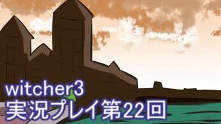 探し人を求めてwitcher3実況プレイ第22回