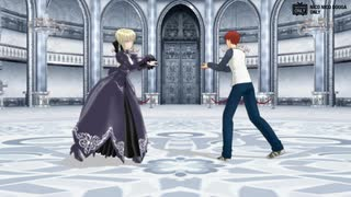 【Fate/MMD】オルタ英霊達のラストダンス+α