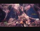 (ひっそりと)MHWI初見実況プレイ#25.4-4「マスター再戦・その2」(骨鎚竜&桜火竜編)
