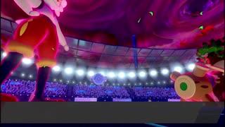 【ポケモン剣盾】発売2日目にバッジ4つの旅パでネット対戦してみた【ソード・シールド】