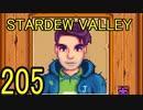 頑張る社会人のための【STARDEW VALLEY】プレイ動画205回