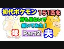 『ポケットモンスター ソード・シールド』発売記念!初代ポケモン151匹何も見ずに描いてみた part2【No.032~No.062】