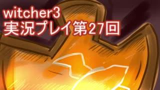 探し人を求めてwitcher3実況プレイ第27回