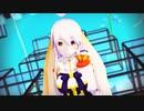 【MMD花騎士】アルストロメリアとサフランでオツキミリサイタル