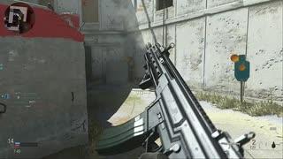 鬼神達の帰還 Call of Duty Modern Warfare ♯18 加齢た声でゲームを実況