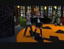 【Sims4】Happy Halloween_テスト動画