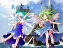 制作中のゲーム 東方妖精SRPGの宣伝動画