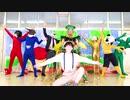 【ブンバボーン!】動物たちと踊ってみた【矢澤ないん&ソニッシュ】