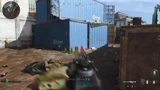 ケルベロスの愛銃 Call of Duty Modern Warfare ♯20 加齢た声でゲームを実況