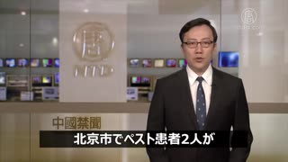 【 警告!】 中国・北京でペスト患者発生、感染拡大中 ー 2019 / 11 / 24 ー 【 警報!】