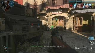元祖弾幕SMG Call of Duty Modern Warfare ♯22 加齢た声でゲームを実況