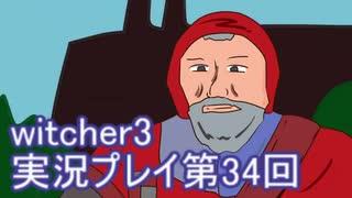 探し人を求めてwitcher3実況プレイ第34回