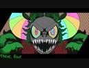 【BIG AL & KAITO V3】ABERRANT GARDEN 『Xelzerin BATTLE MIX』【VOCALOID5カバー】