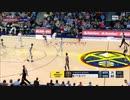 【NBAウィザーズ】vsナゲッツ戦ダイジェスト/八村塁選手出場
