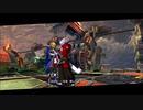 「BLAZBLUE CROSS TAG BATTLE」日本語版と英語版音声の掛け合い比較