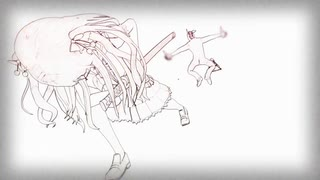 【アイドル部MMD】アイドル部が霹靂一閃ごっこをしてくれたようです【.LIVE】