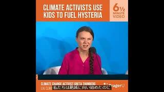 環境ヒステリー少女グレタちゃん & 風力太陽光発電は高価なオモチャ