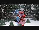 【13】【Minecraft生放送】雪多すぎ!Σ( ̄□ ̄;)豪雪地帯の恐怖!Let's CTD!!